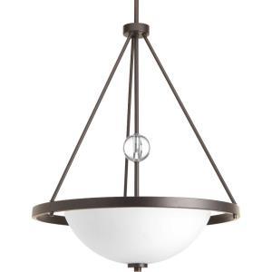 Compass - Three Light Inverted Pendant
