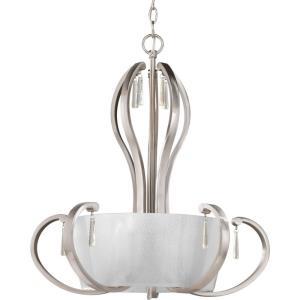 Dazzle - Five Light Inverted Pendant