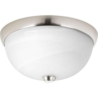 Progress Lighting P3687-09WB Random - One Light Flush Mount