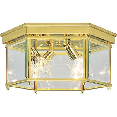 Progress Lighting P3731-10 Four Light Flush Mount