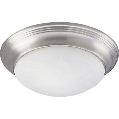 Progress Lighting P3765-09EBWB Melon - Two Light Flush Mount