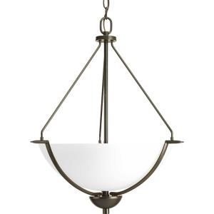 Bravo - Three Light Inverted Pendant