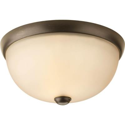 Progress Lighting P3998-20WB Random - One Light Flush Mount