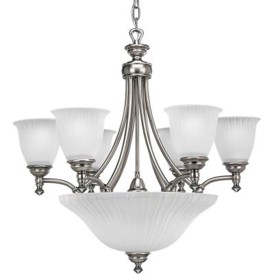 Progress Lighting P4116-81 Nine-Light Chandelier Fixture