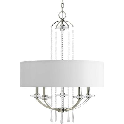 Progress Lighting P4629-104 Nisse - Five Light Chandelier