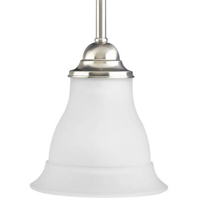 Progress Lighting P5096-09EBWB Trinity - One Light Mini Pendant