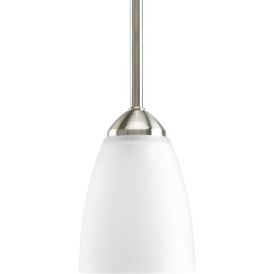 Progress Lighting P5113-09 Gather - One Light Mini-Pendant