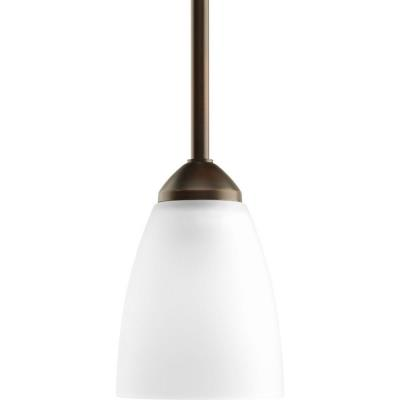 Progress Lighting P5113-20EBWB Gather - One Light Mini-Pendant