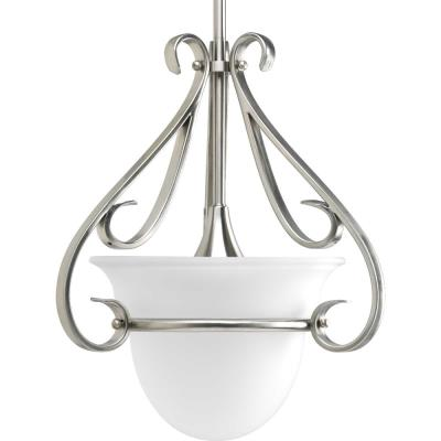 Progress Lighting P5144-09 Torino - One Light Convertible Foyer