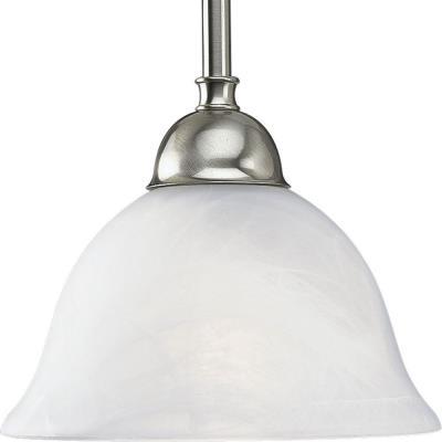 Progress Lighting P5145-09EBWB Avalon - One Light Mini-Pendant