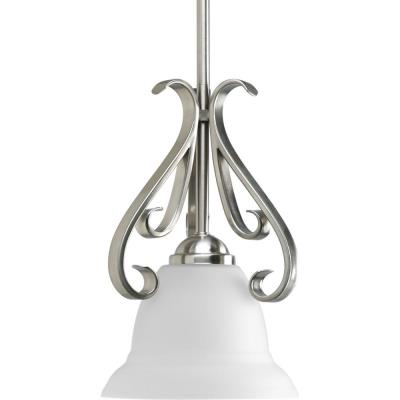 Progress Lighting P5153-09 Torino - One Light Mini-Pendant