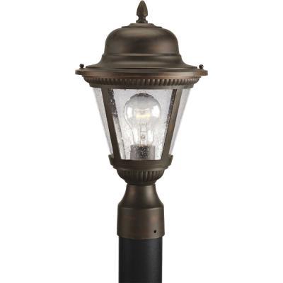 Progress Lighting P5445-20 Westport - One Light Outdoor Post