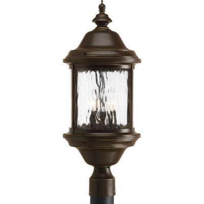 Progress Lighting P5450-20 Ashmore - Three Light Post Lantern