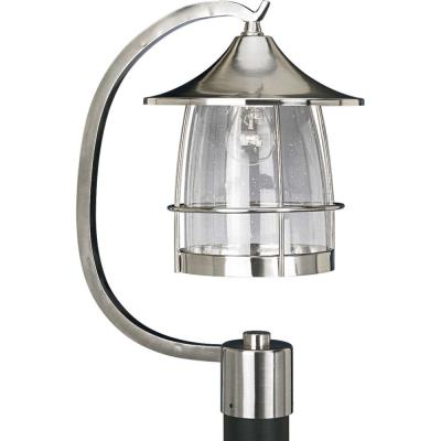 Progress Lighting P5463-09 Prairie - One Light Outdoor Post Lantern