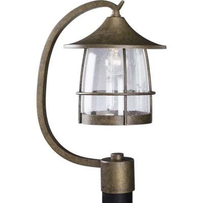 Progress Lighting P5463-86 Prairie - One-light post lantern
