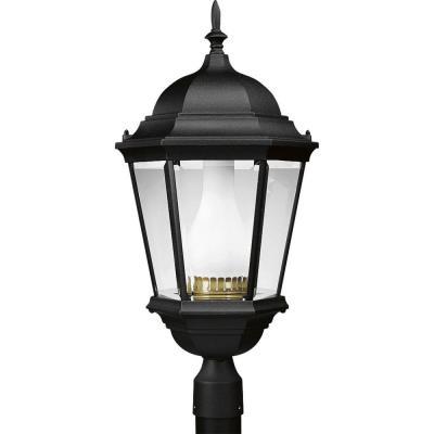 Progress Lighting P5486-31 Welbourne - One Light Outdoor Post