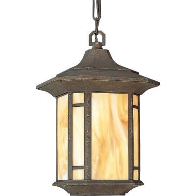 Progress Lighting P5528-46 Arts and Crafts  - One light Hanging Lantern