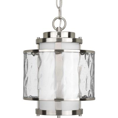 Progress Lighting P5589-09 Bay Court - One Light Outdoor Hanging Lantern