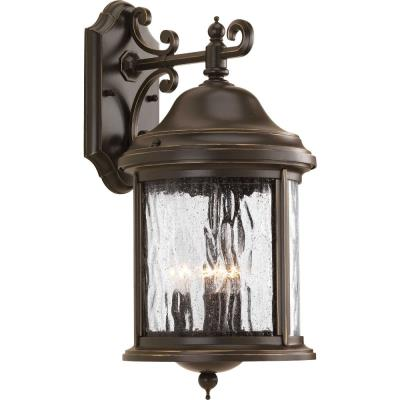 Progress Lighting P5650-20 Ashmore - Three Light Wall Lantern