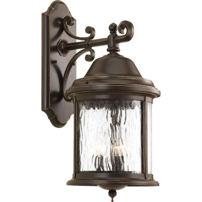 Progress Lighting P5651-20 Ashmore - Three Light Wall Lantern