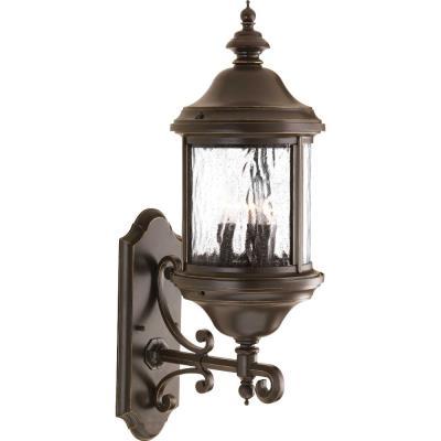 Progress Lighting P5652-20 Ashmore - Three Light Wall Lantern