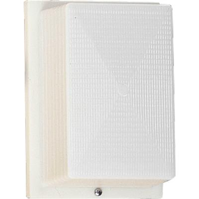 Progress Lighting P5694-60 Hard-Nox - One Light Outdoor Wall Mount