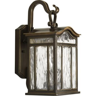 Progress Lighting P5716-108 Meadowlark - Two Light Medium Outdoor Wall Lantern