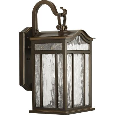Progress Lighting P5717-108 Meadowlark - Three Light Large Outdoor Wall Lantern