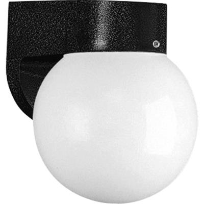 Progress Lighting P5816-31WB One Light Outdoor Wall Mount