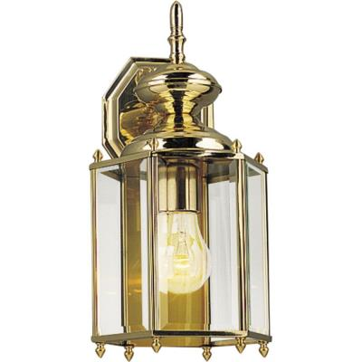 "Progress Lighting P5832-10 14.25"" One Light Outdoor Wall Lantern"