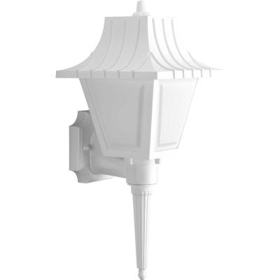 Progress Lighting P5843-30WB One Light Outdoor Wall Mount
