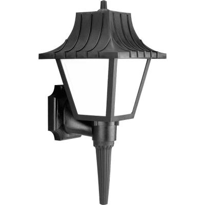 Progress Lighting P5843-31WB One Light Outdoor Wall Mount
