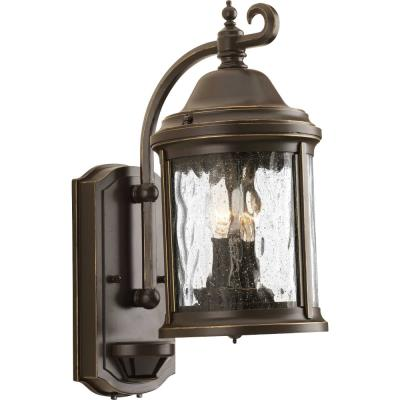 Progress Lighting P5854-20 Ashmore - Two Light Wall Lantern
