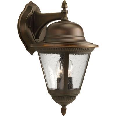 Progress Lighting P5864-20 Westport - Two Light Outdoor Wall Lantern