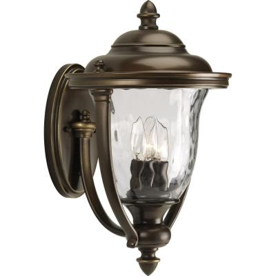 Progress Lighting P5923-108 Prestwick - Three Light Large Wall Lantern