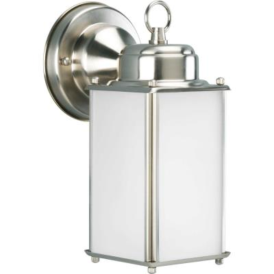 Progress Lighting P5985-09WB Roman Coach - One Light Wall Lantern