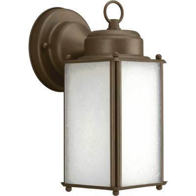 Progress Lighting P5985-20WB Roman Coach - One Light Wall Lantern