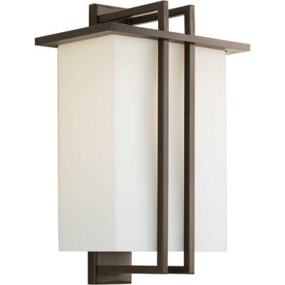 Progress Lighting P5992-20 Dibs - One Light Large Outdoor Wall Mount