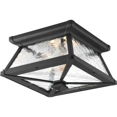 Progress Lighting P6023-31 Mac - Two Light Semi-Flush Mount