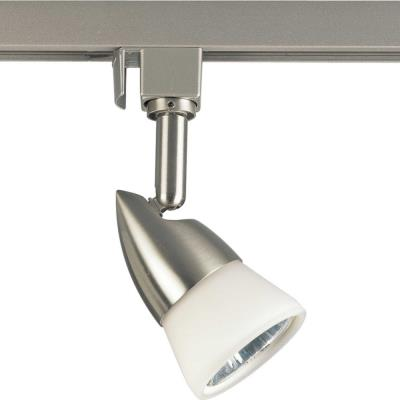 Progress Lighting P6111-09W One Light Adjustable Track Head