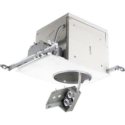 """Progress Lighting P66-EBFB 6"""" Fluorescent Firebox Housing"""