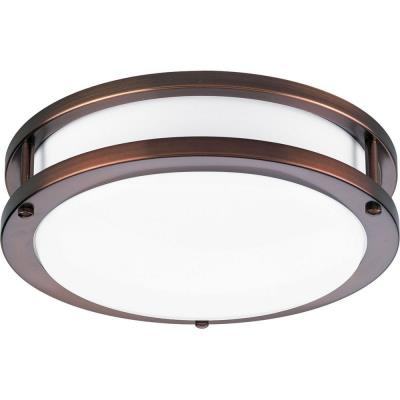 Progress Lighting P7249-174EBWB One Light Round Flush Mount