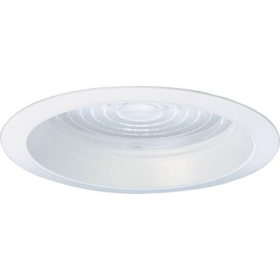 Progress Lighting P8034-83FB Accessory - Regressed Prismatic Trim