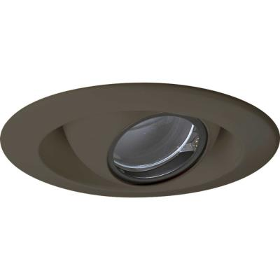 "Progress Lighting P8057-20 Accessory - 4"" Low Voltage Eyeball Trim"