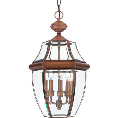 Quoizel Lighting NY1179 Newbury - Three Light Large Hanging Lantern