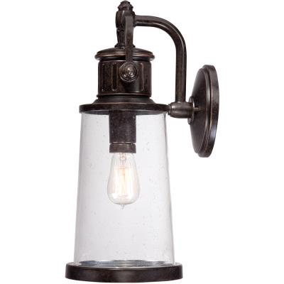 Quoizel Lighting SDN8408IB Steadman - One Light Large Outdoor Wall Lantern