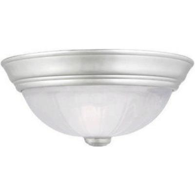 Quoizel Lighting AL182PN Melon - One Light Small Flush Mount