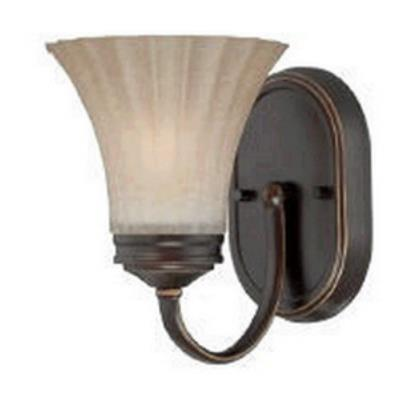 Quoizel Lighting ALZ8601PN Aliza - One Light Wall Sconce