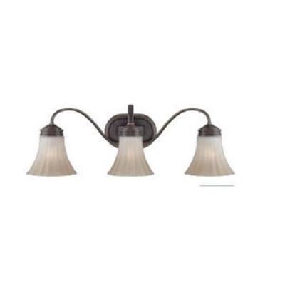 Quoizel Lighting ALZ8603PN Aliza - Three Light Bath Vanity