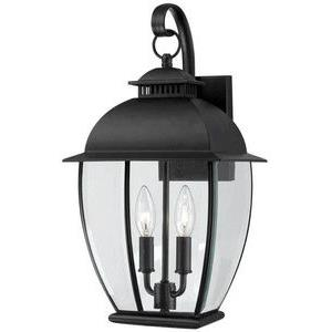 Bain - Two Light Outdoor Wall Lantern